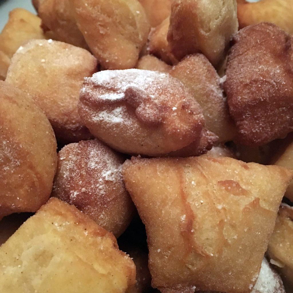 More beignets