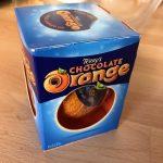 Recicember Day 21: Terry's Chocolate Orange Fondant Cake