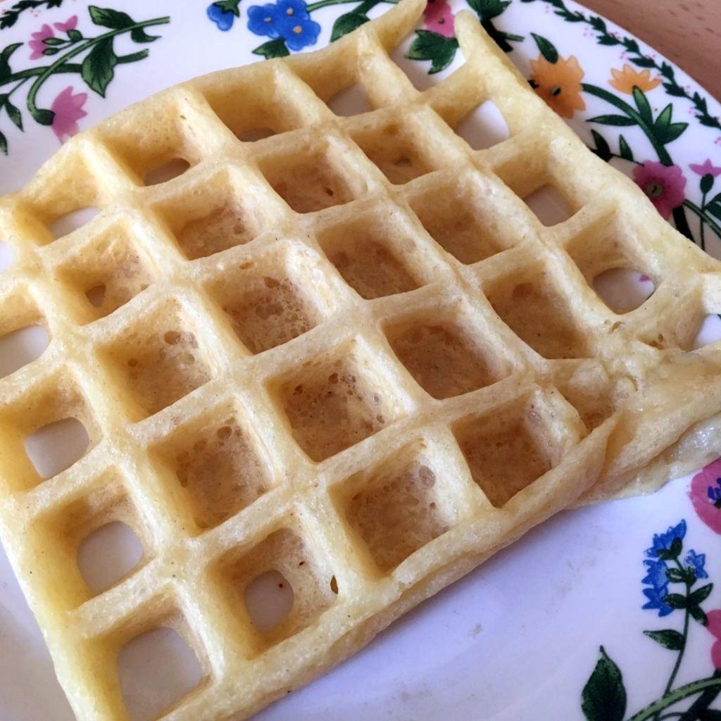 Poor waffle