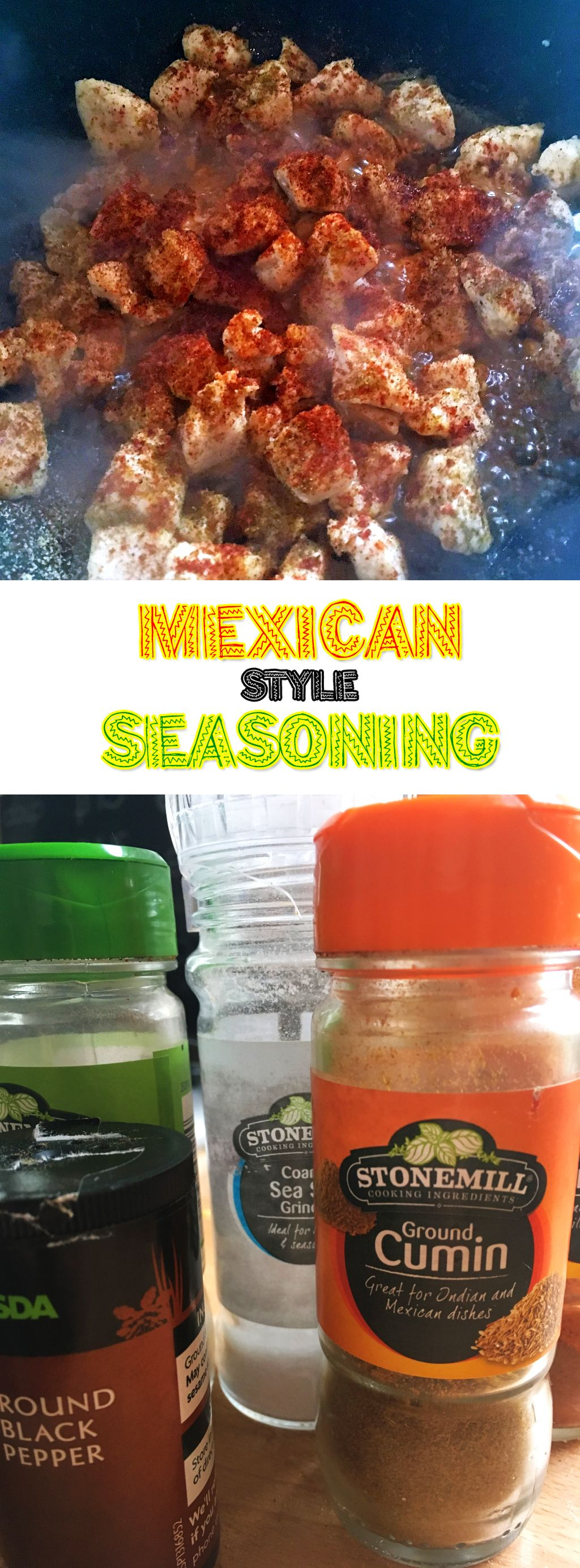Mexican Style Seasoning
