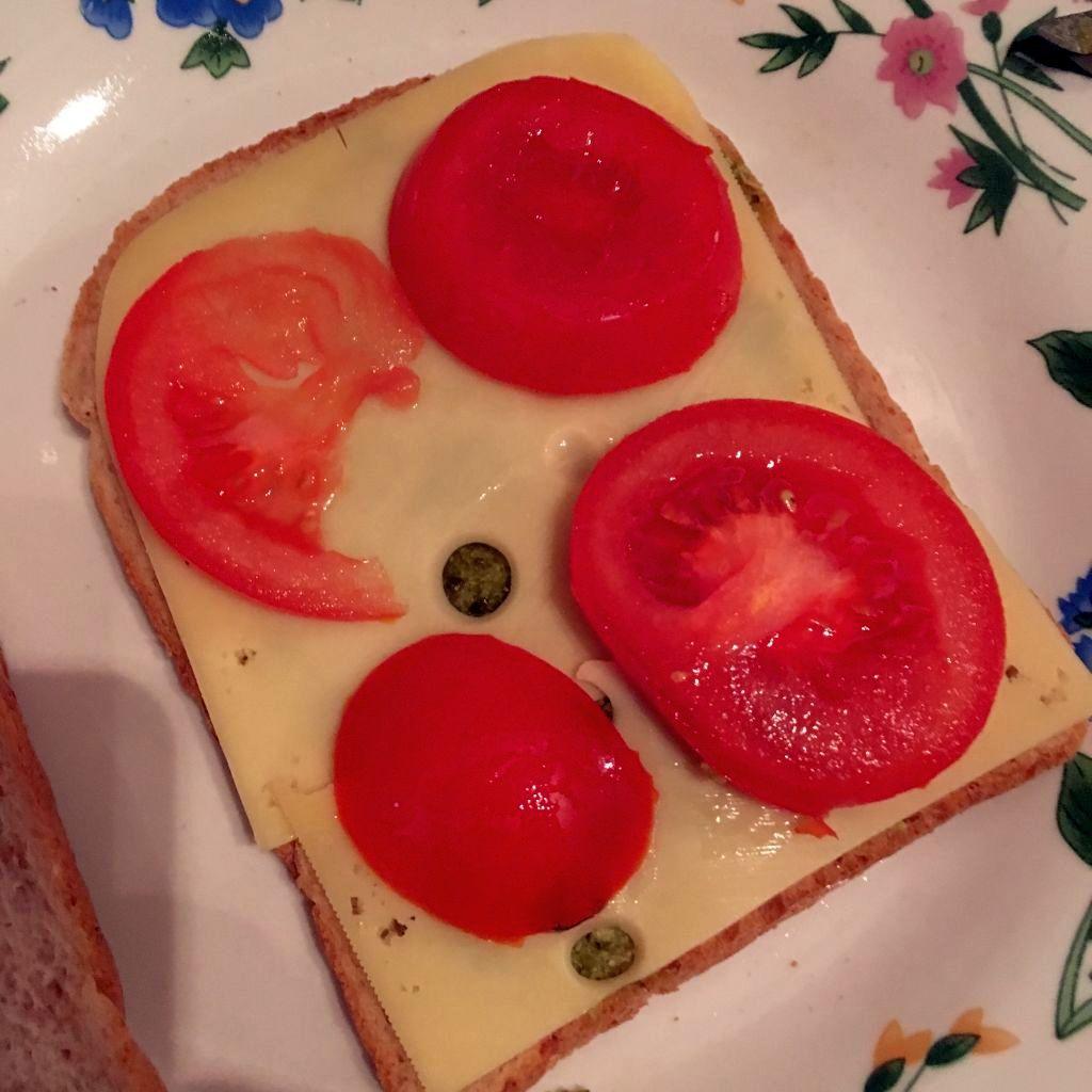 Added tomato